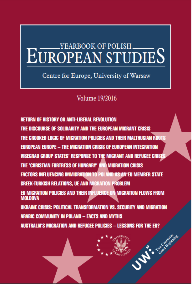 Yearbook of Polish European Studies