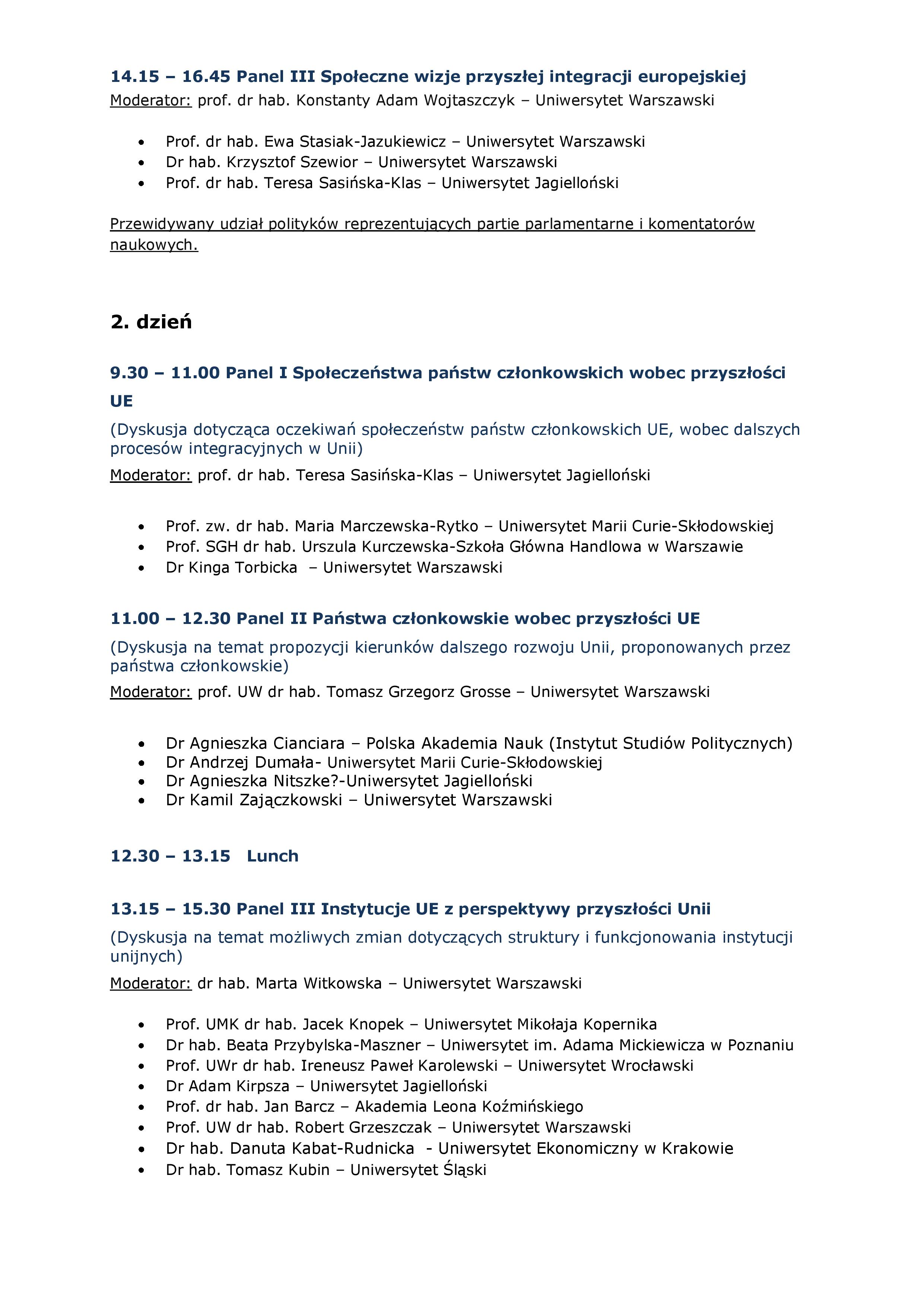 Program Konferencji Plan Junckera ARacja Stanu Polski Pol5.12 Page 003