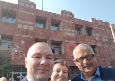 Dr K Zajączkowski w New Delhi (7)