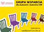 GRUPA WSPARCIA DLA STUDENTÓW W CPP UW