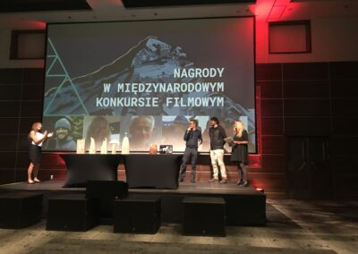 Jury Główne MOC GÓR   Stanisław Berbeka, Maja Pietraszewska Koper, Piotr Pustelnik, Jan Wierzejski, Dariusz Załuski