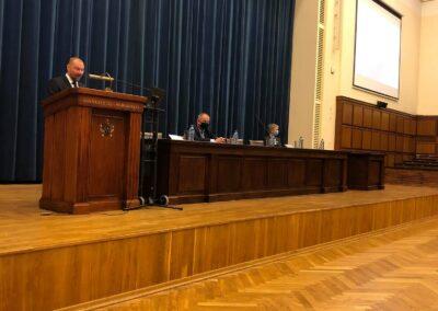 Przemówienie Dyrektora CE UW drhab. Kamila Zajączkowskiego