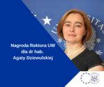 Nagroda_RektoraUW_Dr_Hab._A.Dziewulska