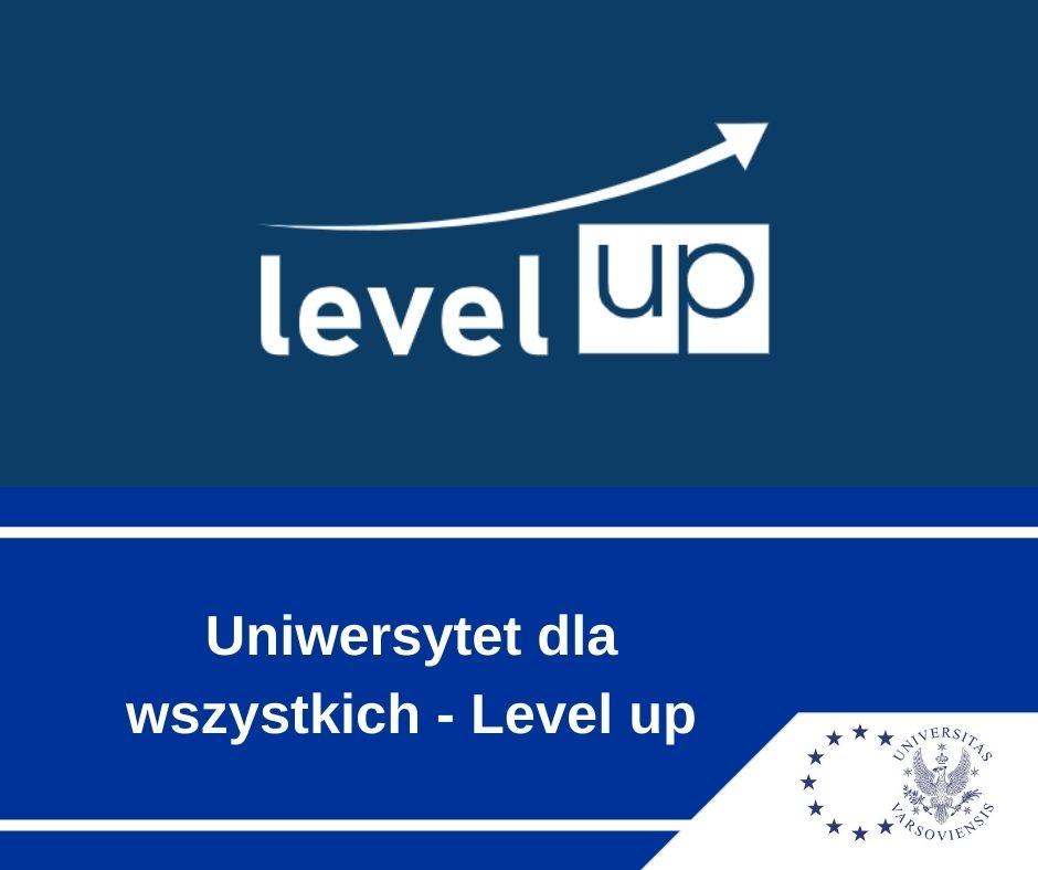 Uniwersytet Warszawski   Level Up