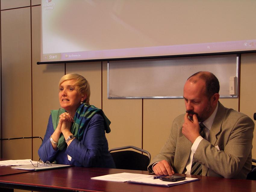 Konferencja pracowników polskiej sieci Centrów Dokumentacji Europejskiej 2