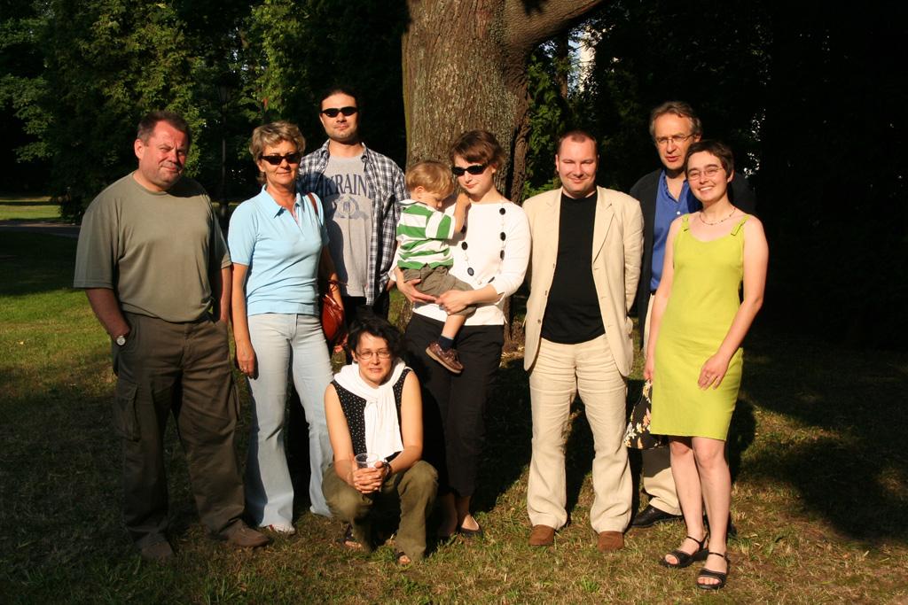 Piknik CE UW w2006 roku.