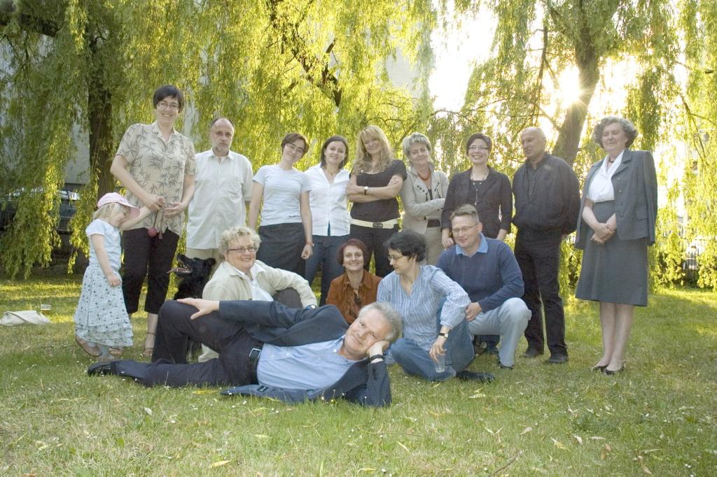Piknik CE UW w2008 roku.