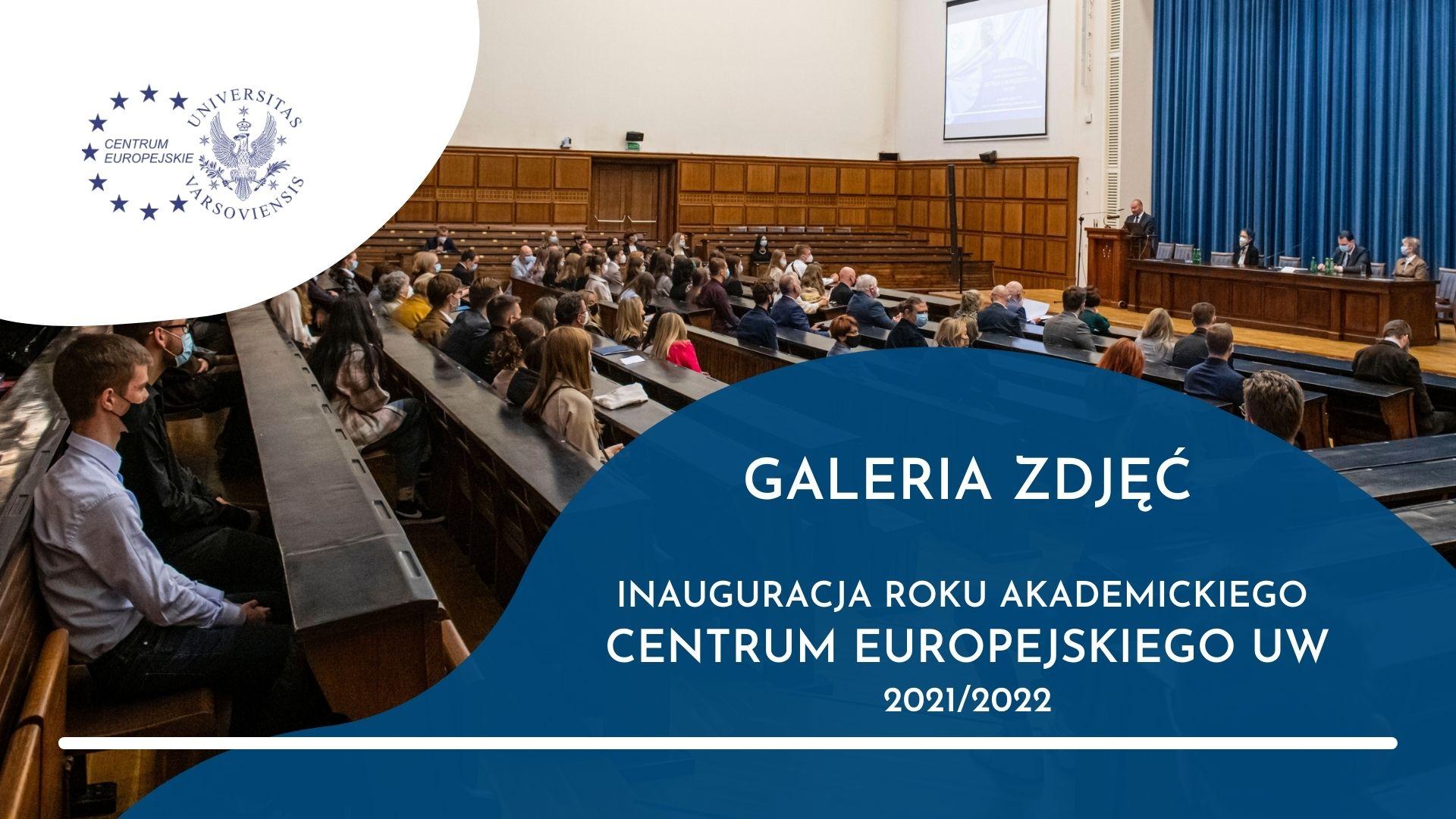 Slajder_Galeria ZInauguracji Roku Akademickiego 2021:2022 CE UW